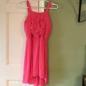 Amy Byer dress.